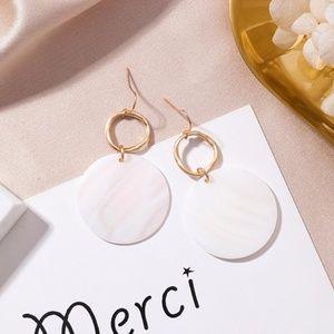 NEW KELLY Cute Circle Handmade Earrings 33